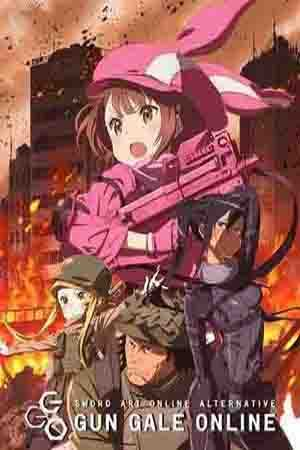 SAO Alternative Gun Gale Online