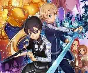 Sword Art Online Alicization War of Underworld capitulo 16
