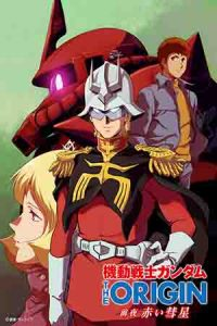 ver Mobile Suit Gundam The Origin - Advent of the Red Comet sub español descargar