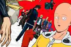 Ver One Punch Man temporada 2 Capitulo 18