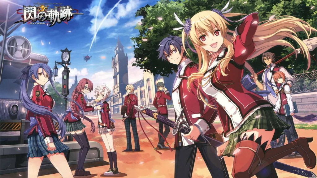 The Legend of Heroes Trails of Cold Steel II llegará a Playstation 4 este 7 de junio