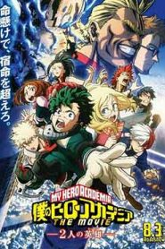 Boku no Hero Academia the Movie: Futari no Hero Español Latino